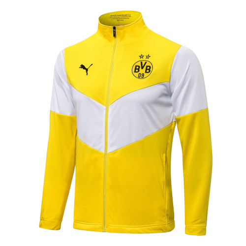Dortmund Training Jacket 21/22 Yellow