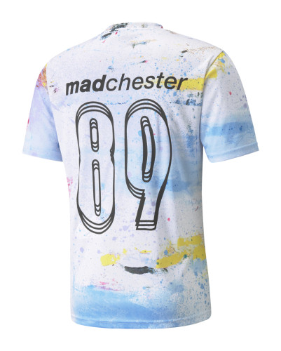 Manchester City x MDCR Graphic Jersey  21/22