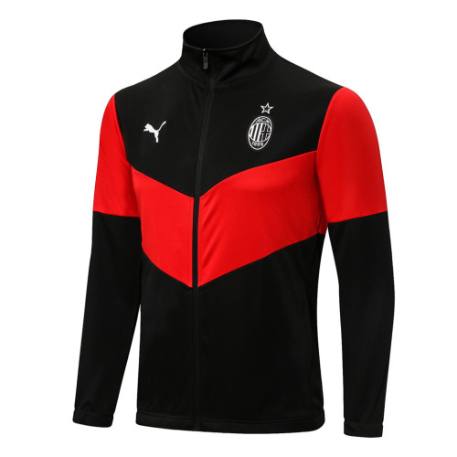 AC Milan Training Jacket 21/22 Black