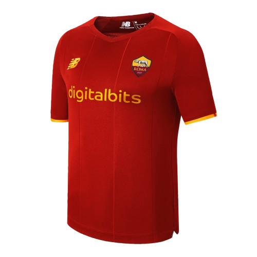 AS Roma Home Man Jersey 21/22
