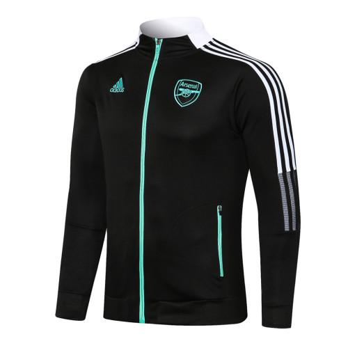 Arsenal Training Jacket 21/22 Black