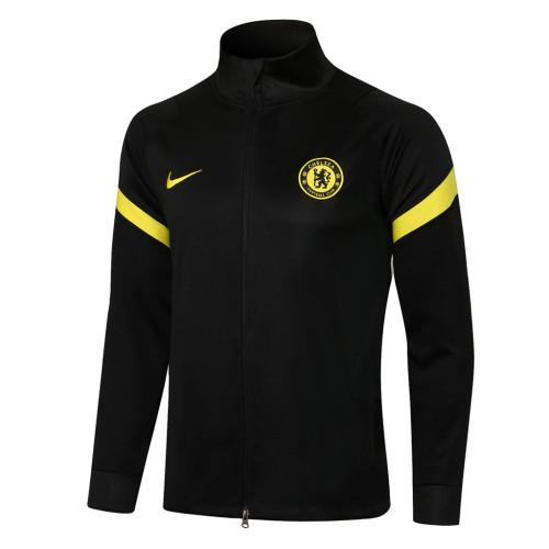 Chelsea Training Jacket 21/22 Black