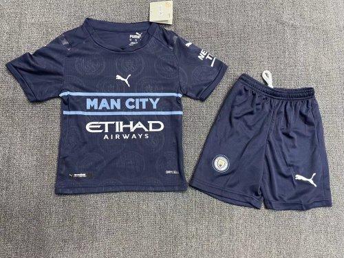 Manchester City Third Kids Jersey 21/22