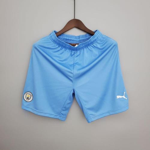 Manchester City Home Shorts 21/22