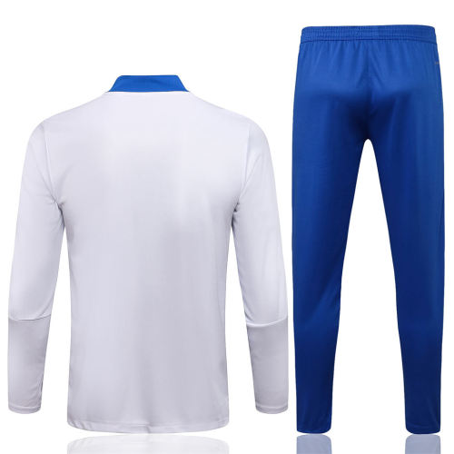 Boca Training Jersey Suit 21/22 White