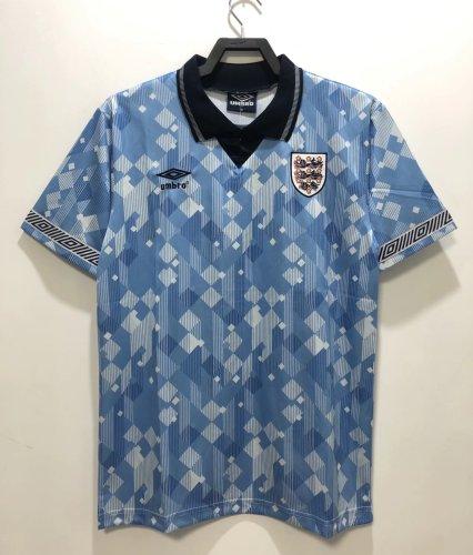 England Retro Home Jersey 1990