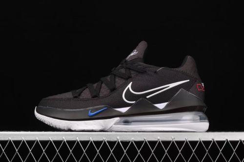 Nike lebron 1 low lebron james black, white, blue