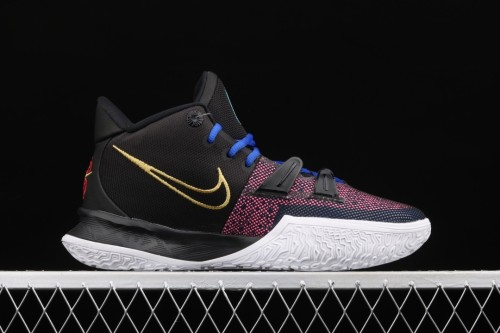 Kyrie 7 EP  CNY  Black purple gold Chinese New Year