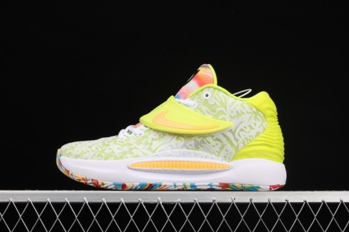 Zoom KD14 EP white and green