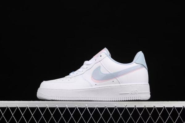 """Nike Air Force 1Low  """"Double Swoosh""""(GS)"""