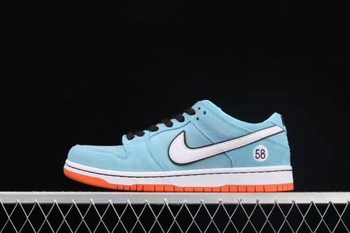 Nike SB Dunk Low Pro  Blue Gulf