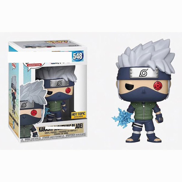 Naruto action figures toy for collection model #548