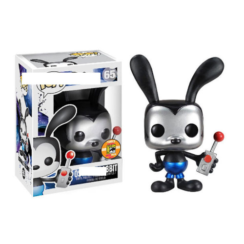 Oswald  action figures toy for collection model  #65