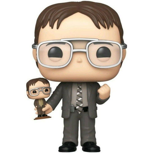 The boss office action figures toy for collection model # 882