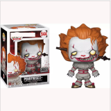 FYE Pennywise action figures toy for collection model  # 544