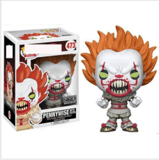 Pennywise action figures toy for collection model  # 473