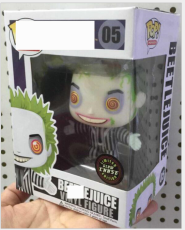 Glow chase juice action figures toy for collection model  #05