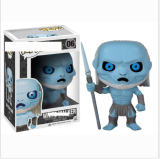 White walker action figures toy for collection model  # 06