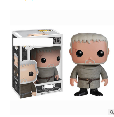 Hodor action figures toy for collection model  # 15