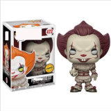 Chase pennywise action figures toy for collection model  # 472