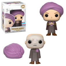 Harry potter Professor quirrell  action figures toy for collection model # 68