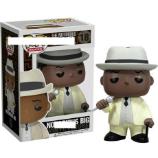 Notorious big  action figures toy for collection model # 18
