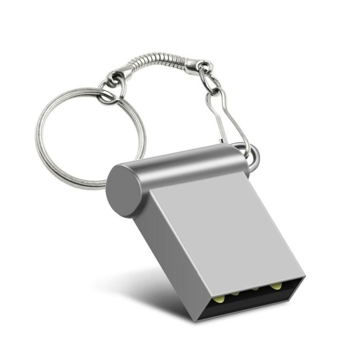 Super mini 32GB pendrive metal USB flash drive 4gb 8gb 16GB 32GB 64GB pen drive USB2.0 tiny memory stick U Disk cle usb