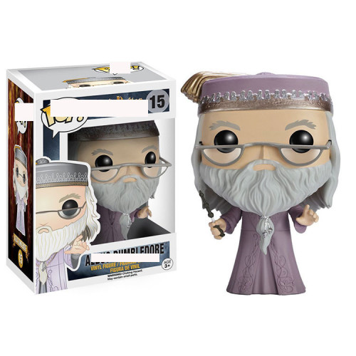 Albus Harry potter  action figures toy for collection model # 15