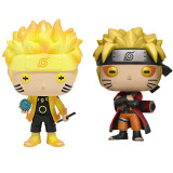 Naruto action figures toy for collection model # 185 186