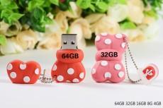 Lovely USB 2.0 64GB 32GB 16GB 8G 4GB cartoon Moomin Valley memory stick u disk lovely Little My/Snufkin usb flash drive pendrive