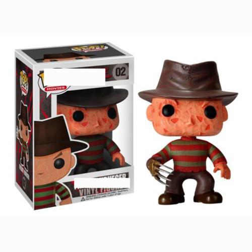 Freddie Kruger action figures toy for collection model # 02