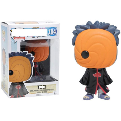 Naruto action figures toy for collection model #184