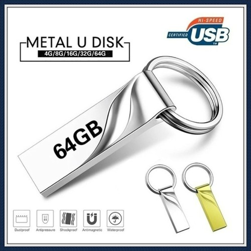 usb flash drive Metal Pendrive usb 3.0 key memory stick 64GB 32GB 16GB 8GB 4GB Pen Drive U disk