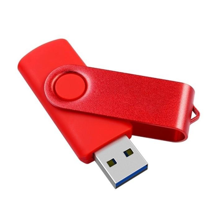 Rotation USB Flash Drive Metal Pen Drive 32GB Usb Stick 2.0 Pendrive 4GB 8GB 16GB 64GB High Speed Memory Stick