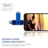 USB Flash Drive 64GB for Android Smart Phone 32GB pen drive pendrive 16GB 1GB OTG external storage usb 2.0 memory stick