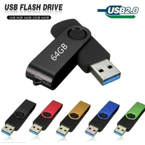 64GB 32GB 16GB 8GB 1GB USB 2.0 Flash Memory Stick Pen Drive Store thumb U disk Pen