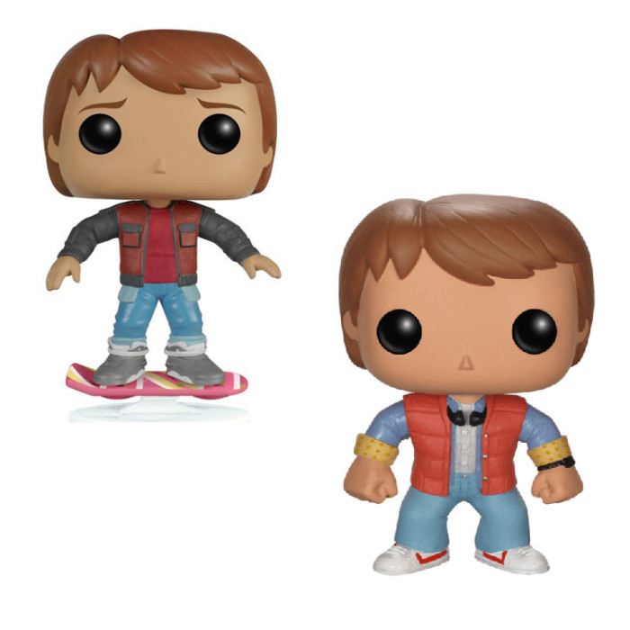 Marty action figures toy for collection model #49 245