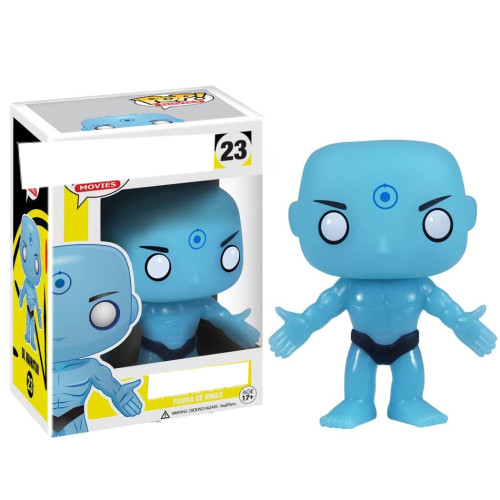 Dr. Manhattan action figures toy for collection model # 23