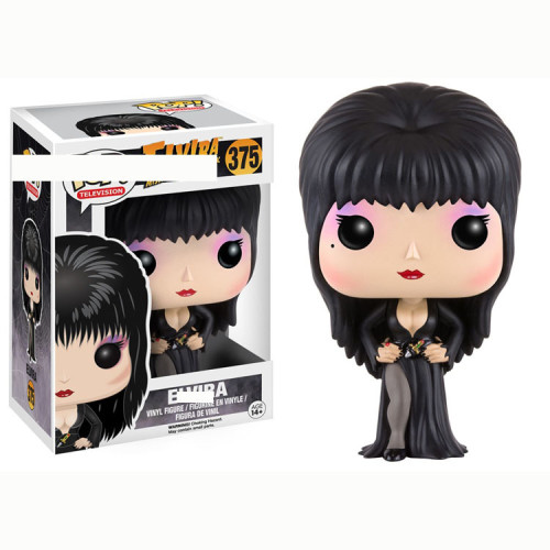 elvira  action figures toy for collection model # 375