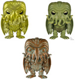 cthulhu   Action figures toy for collection model #03