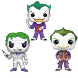 joker 3styles Action figures toy for collection model #116 156 53