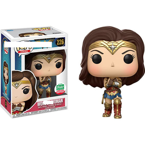 #226 wonder women Action figures toy for collection model