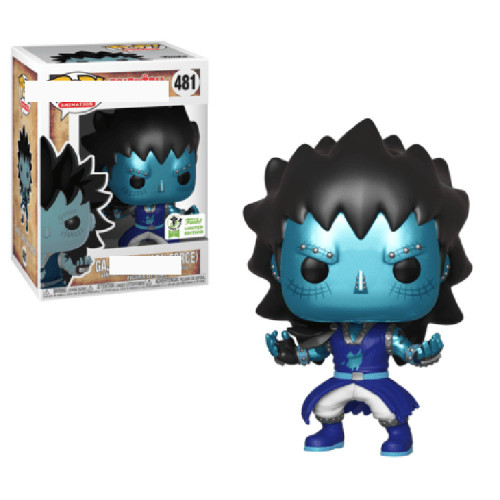 Gajeel 481 Action figures toy for collection model