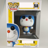 58  Doraemon Action figures toy for collection model