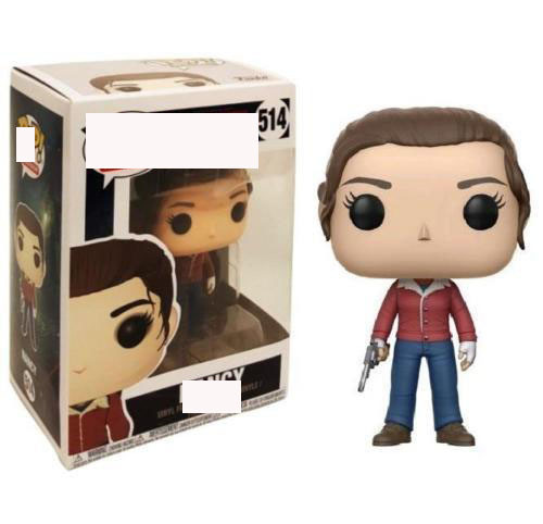 stranger things 514# Nancy Action figures toy for collection model