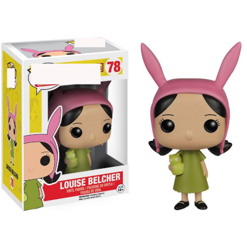 Louise Belcher Action figures toy for collection model   #78