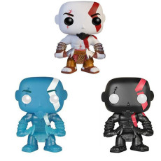 #25 God of War Kratos Action figures toy for collection model