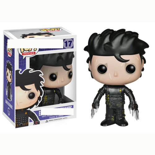 17# Edward Scissorhands Action figures toy for collection model