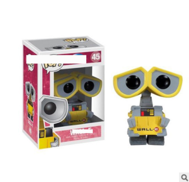 #44 #45 wall.E Action figures toy for collection model  GIFT