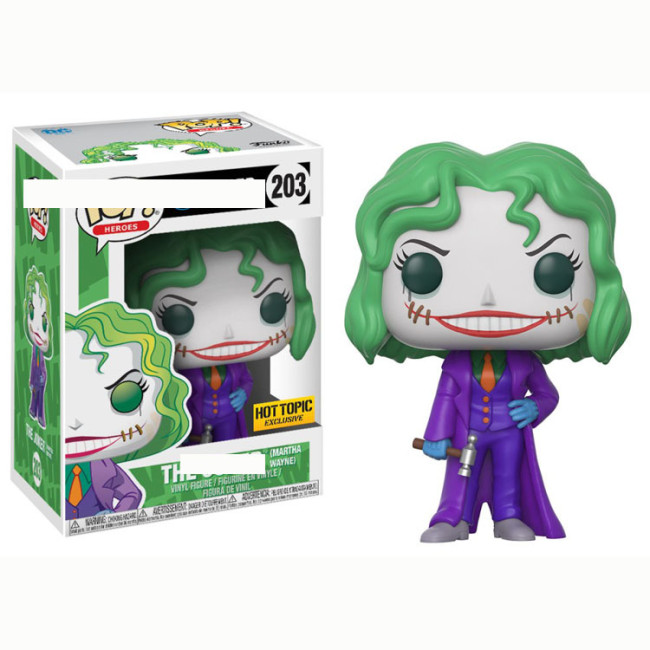 Crazy joker #203  Action figures toy for collection model  gift